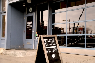 If you're one to caffeinate before you get moving, Mission Coffee should be your first stop. Their newest specialty beverage, the salted maple cortado, brings the Buckeye State to your cup with Kodiak espresso, cinnamon, Ohio maple syrup and Hartzler Family Dairy cream, straight from the Wooster farm.