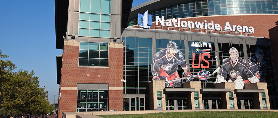 Blue Jackets partnership is 1st stadium deal for startup alcohol ...