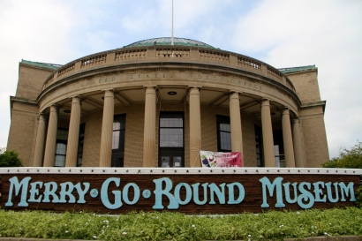 The Merry Go Round Museum is a historical attraction in Sandusky, Ohio.