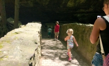 Old Man's Cave is a great place to enjoy nature with the whole family.