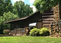 Tuck yourself away from the hustle and bustle of everyday life by renting a cabin in Hocking Hills.