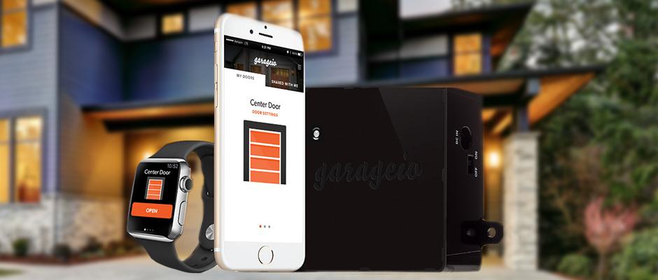 Garageio Door Controlling Startup Acquired By Maker Of Garage Door