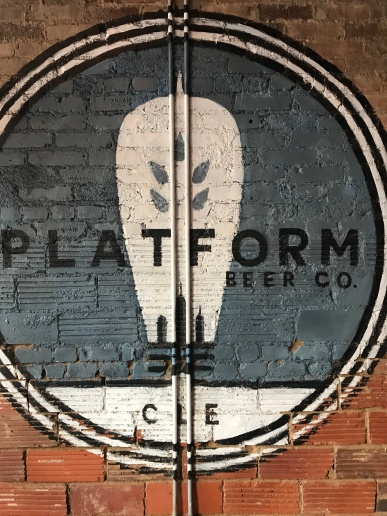 A couple miles south of Lake Erie and you'll find Platform Beer Company, one of two locations in the state.