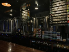 Most non-locals may not recognize the names, but they're promised to be satisfied when experiencing the wide selection of beer from Platform Beer Company