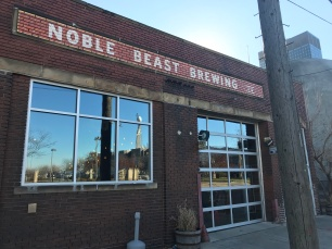 You may overlook it as you pass by, but Noble Beast Brewing is a diamond in the rough that deserves a deeper look inside.