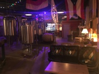 Brick and & Barrel Brewery is a brewery for the everyday person, and actively strives to create an at-home vibe.
