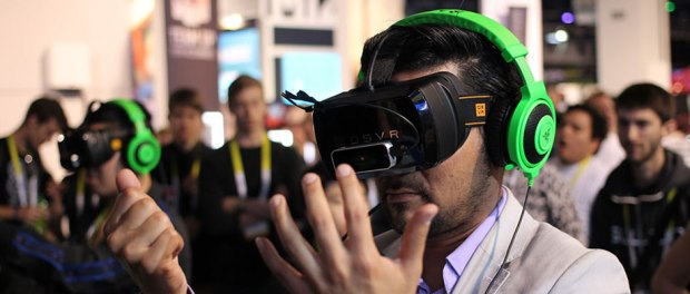 Virtual, augmented reality