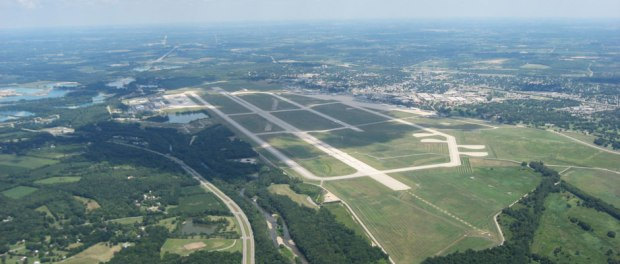 Wright-Patterson Air Force Base.