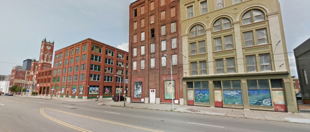 601 and 607 E. Third St. - Woodard lands tech startup as first tenant in new project