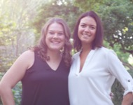 Francie Ruppert and Laura Borsky, Co-Founders SaferSit - Cincinnati, OH