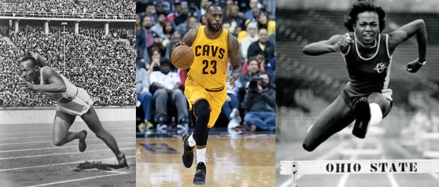 LeBron James, Jesse Owens and more: See the Ohio sports legends exhibit opening this week