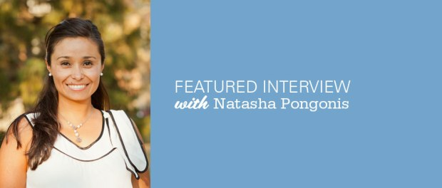 Interview with Natasha Pongonis