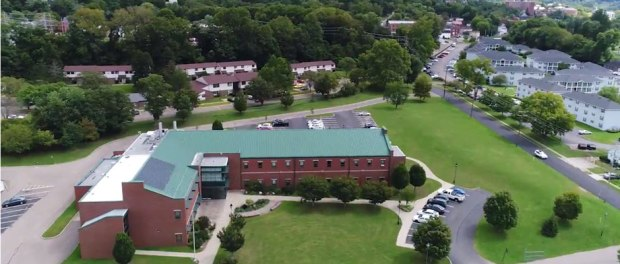 The Innovation Center, Ohio University's business incubator