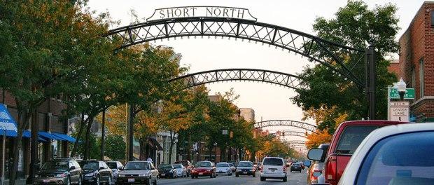 Short-North-Columbus-Ohio