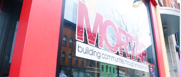 MORTAR Group Builds Foundation of Change
