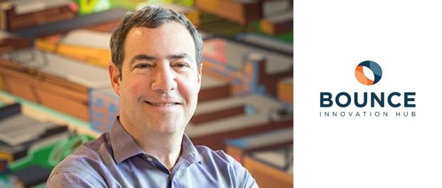 Doug Weintraub, CEO of Bounce Innovation Hub