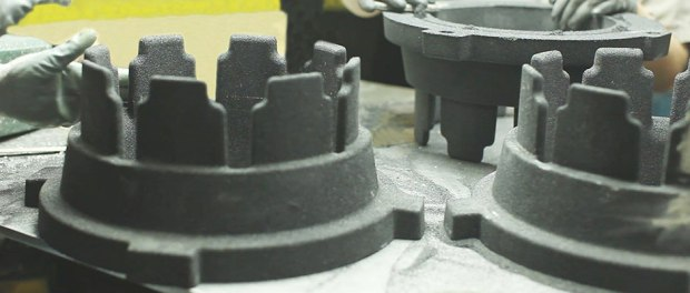 Conventional Sand Cores & Molds