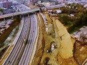 Cincinnati's Innovation District Construction