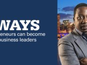 Jeff Shuford: 5 ways entrepreneurs can become better business leaders