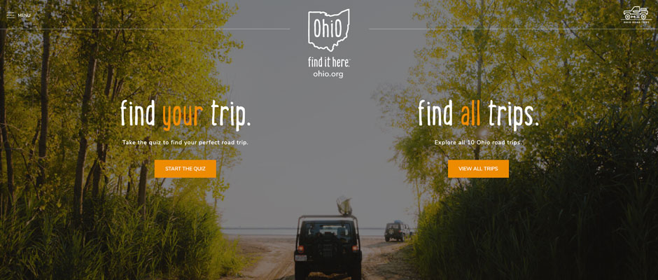 Ohio Road trips
